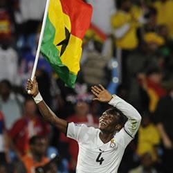 Ghana yatamba