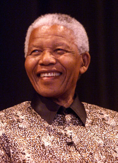 Rais Nelson Mandela