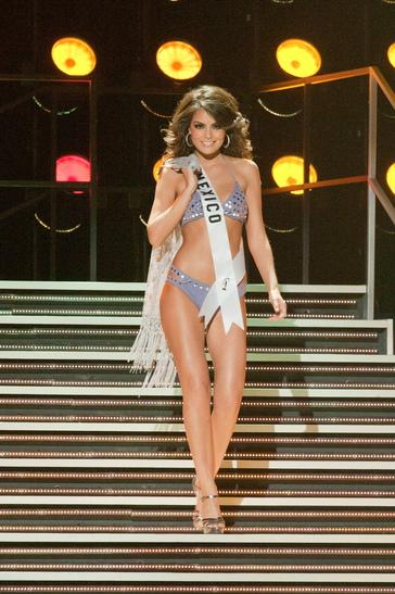 Miss Universe katika vazi la kuogelea