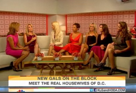 real house wives of Dc