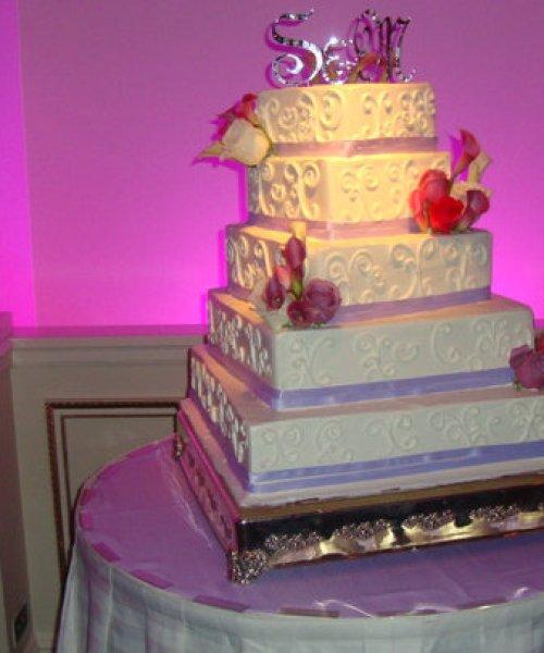 Cake ya harusi